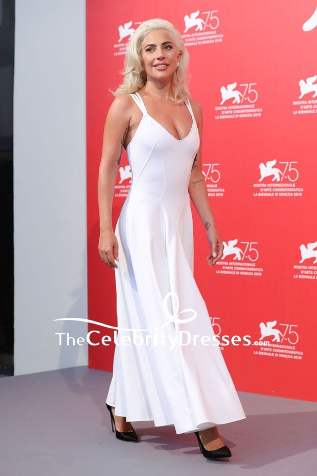 Celebrity Maxi Dresses 2018