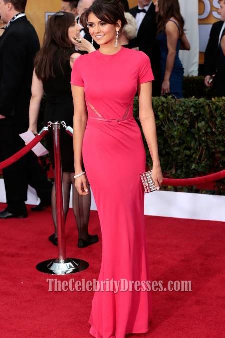 Nina Dobrev Prom Dress SAG Awards 2013 Red Carpet ...