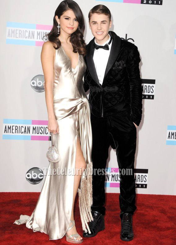 Gigi Hadid Red Carpet Dresses Music Awards