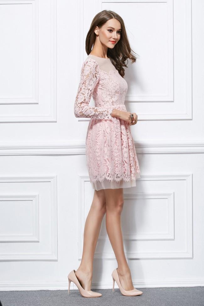 Long or short dress for graduation