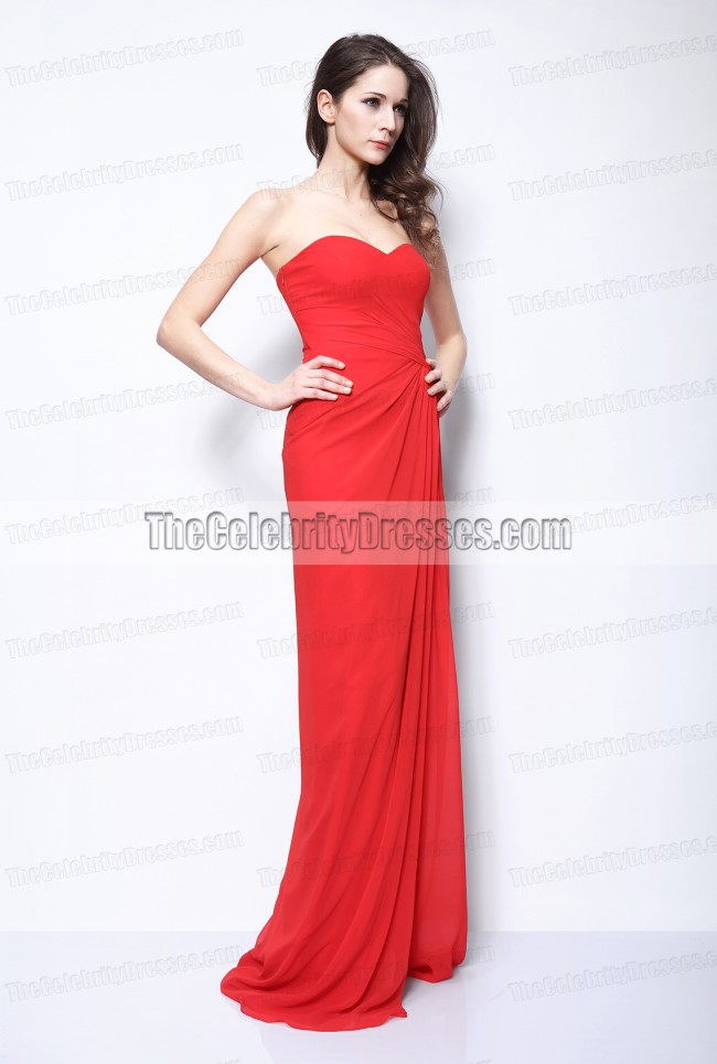 Home Occasion Prom Dresses 2017 Taylor Swift Red Prom Evening ...