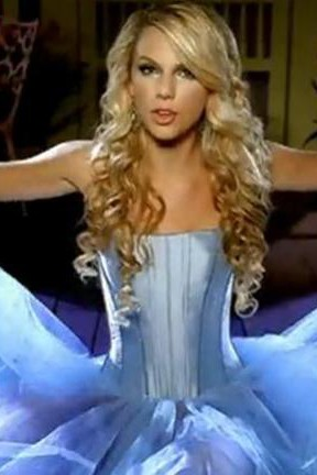 taylor swift light sky blue tulle prom dress no 1 party