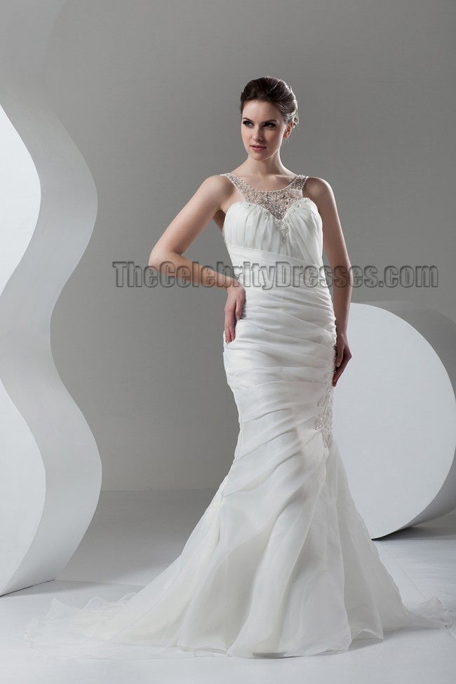 mermaid trumpet wedding dress trumpet mermaid sweep brush bridal gown wedding 5838