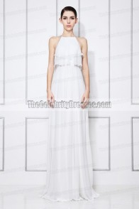 Jennifer Love Hewitt Sexy White Prom Dress Academy Country Music Awards