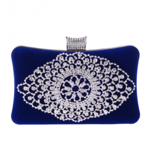 Gorgeous Austria Rhinestones Evening Handbags Clutches TCDBG0017