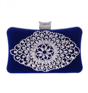 Gorgeous Austria Rhinestones Evening Handbags Clutches TCDBG0017