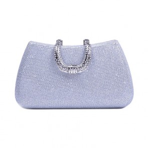 New Simple Style Women['s Evening Bag Diamond Studded Mini Purse Handbag TCDBG0115