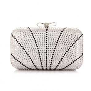 Women Fashion Evening Bag Diamond Clutch Party Mini Purse TCDBG0101