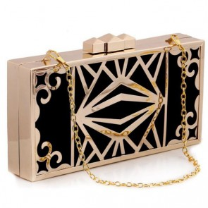 Women New Cut Out Evening Bag Long Evening Party Clutch Bags TCDBG0135