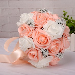 Classic Round Bridal Bouquets