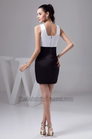 Celebrity Inspired Sheath/Column Party Homecoming Dresses