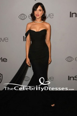 Eiza Gonzalez HBO's Golden Globe Awards After-party Evening Dress TCD7666