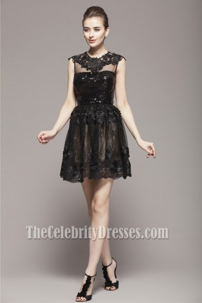 Celebrity Inspired Short Mini Little Black Dresses