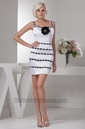 Chic Sheath/Column Party Graduation Homecoming Dresses