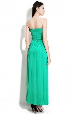 Long Strapless Maxi Dresses TCDMU0021