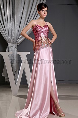 Sequined Sweetheart Prom Dress Evening Formal Dresses