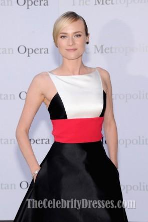 Diane Kruger Formal Dresses Metropolitan Opera Season Opening TCDB5214