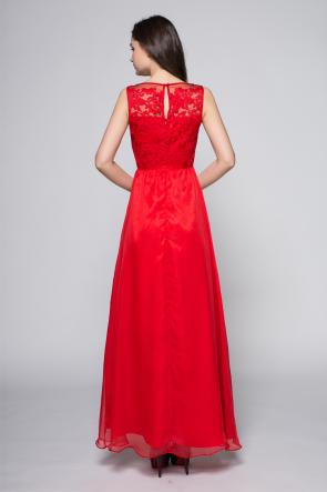 Floor Length Sleeveless Prom Gown Evening Formal Dresses