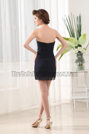 Gorgeous Little Black Dress Mini Party Dresses