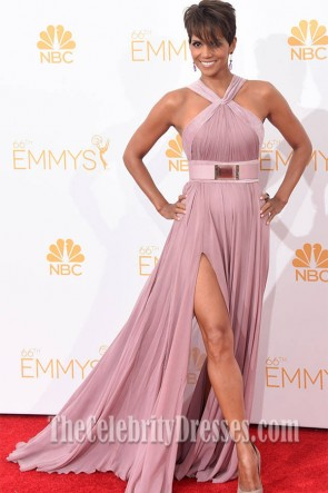 Halle Berry Evening Dress Emmy Award 2014