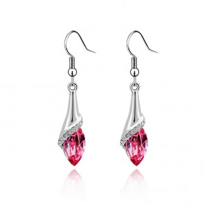 Hot Sale Swarovski Element Drop Earrings Women's Accessories TCDE0083