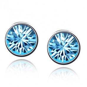 Hot Sale Women's Accessories Austrian Crystal Stud Earrings TCDE0086