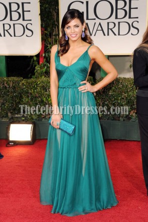 Jenna Dewan-Tatum Prom Formal Gown 2012 Golden Globe Awards