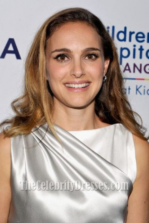 Natalie Portman Evening Dress 2014 Children's Hospital Los Angeles' Gala