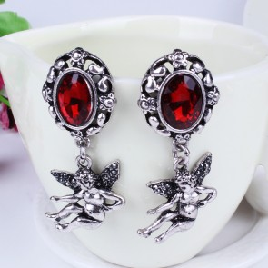 New Arrival Women's Simple Happy Angel Earrings TCDE0061