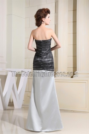 New Style Strapless Mermaid Formal Dress Evening Dresses