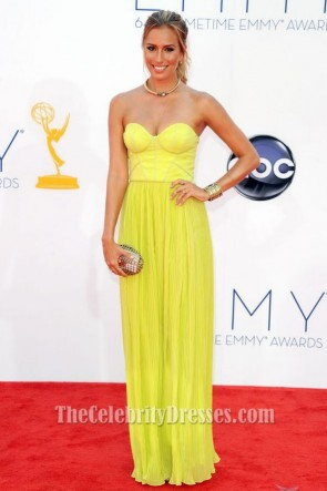 Renee Bargh Prom Dress 64th Annual Primetime Emmy Awards