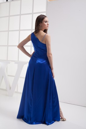 Dark Royal Blue Prom Dress Evening Formal Gown