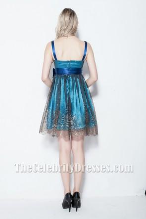 Short Mini A-Line Party Homecoming Dresses TCDB0116