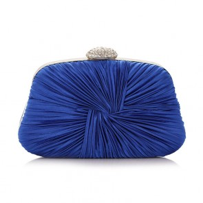 Women's Fashion Velvet Evening Bag Ladies Clutch Hand Bag 1