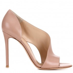 Women's PU Stiletto Heels Peep-toe Sandals For Wedding