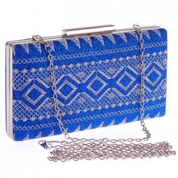 Fashion Women Handmade Clutch Bag Party Evening Handbag 5
