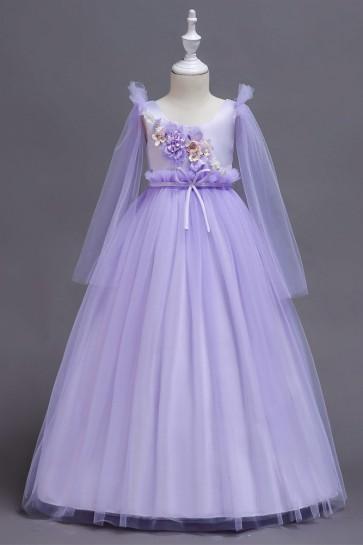 A-Line/Princess Junior Bridesmaid Dress
