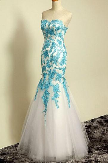 Berühmtheit spornte trägerlose Schatz-Abschlussball-Kleid-Abend-formale Kleider an