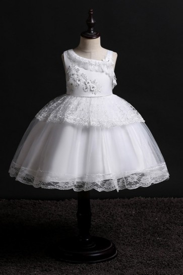 Ball-Gown Tulle Girl Dress