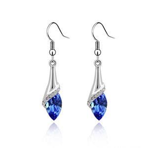 Hot Sale Swarovski Element Drop Earrings Women's Accessories TCDE0083