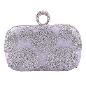 Fashion Women's Knitted Mini Handbag Girls Party Evening Purse TCDBG0109