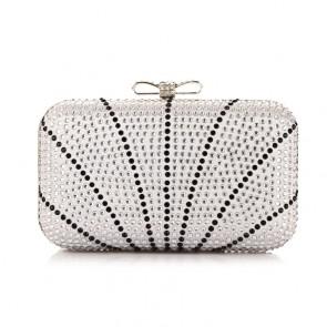 Women Fashion Evening Bag Diamond Clutch Party Mini Purse TCDBG0101