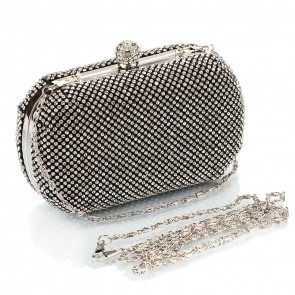 New Fashion Diamond Studded Evening Bag Mini Handmade Clutch Bag TCDBG0124