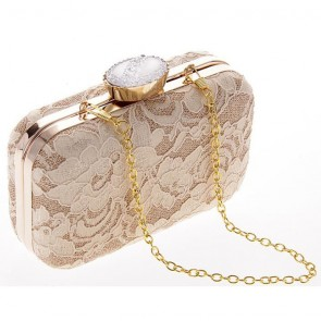New Fashion Lace Clutch bag Ladies Party Dinner Handbags TCDBG0127