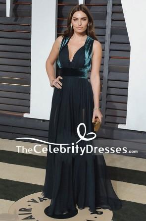 Alyssa Miller Abend Abendkleider Vanity Fair Oscar Party 2015 TCD6096