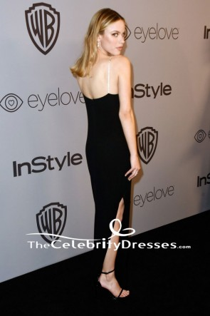 Halston Sage Sexy Abendkleid HBOs Golden Globe Awards After-Party-Kleid