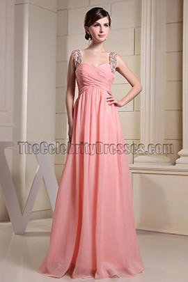 Gorgeous Pink Prom Dress Evening Formal Dresses