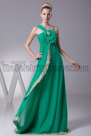Hunter Chiffon A-Line Prom Bridesmaid Dresses