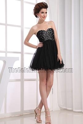 New Style Cute Little Black Dress Mini Party Dresses