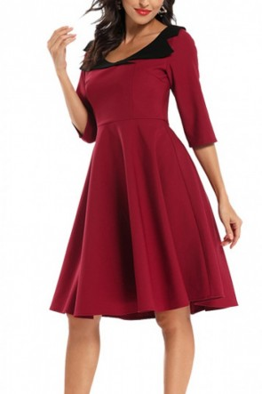 Chic A-line Homecoming Dress